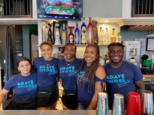 Agave Shore Staff